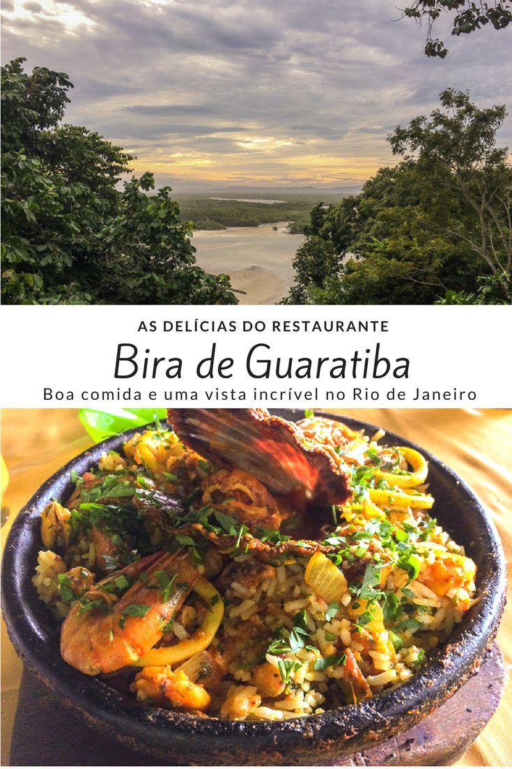 O Restaurante Bira de Guaratiba foi eleito um dos 101 melhores restaurantes do mundo, segundo a revista americana Newsweek. Descubra os sabores e as belezas desse maravilhoso restaurante escondido na maravilhosa Barra de Guaratiba, no #RiodeJaneiro #Gastronomia