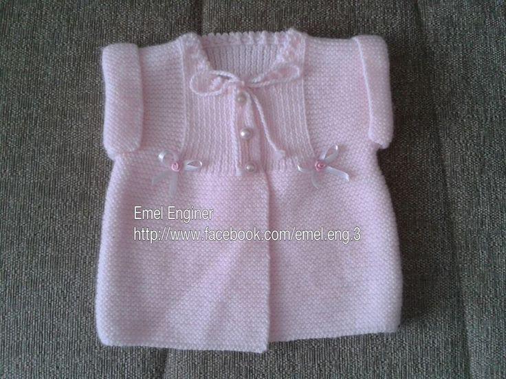 Bebe Yeleği, chaleco del bebé, b | Süheyla Aksoy