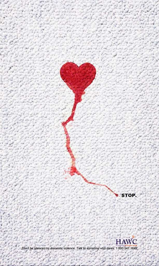 AMOR es,  nunca, bajo ninguna circunstancia,  ejercer la VIOLENCIA contra tu pareja #SomosIguales