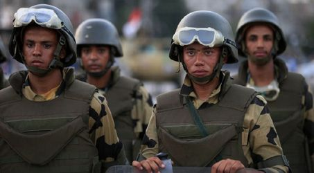 Egypt government: Morsi ousted with Army back to business