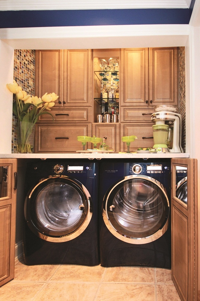135 Best Hidden Washer And Dryer Images On Pinterest