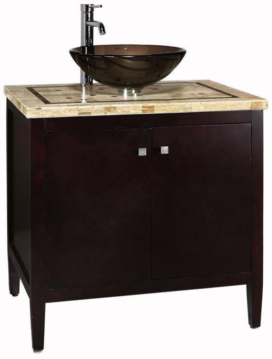 Kitchen Sink Furniture : ... bathroom ideas guest bathrooms bathroom furniture vessel sink forward