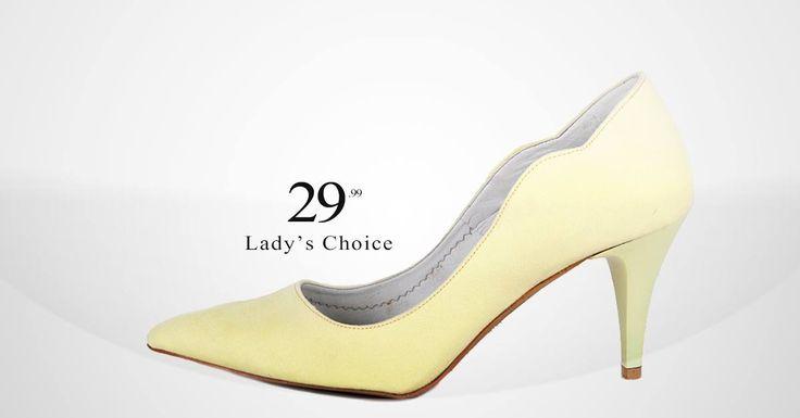 Παστέλ: Το χρώμα της άνοιξης  Τιμή: 29.99 | https://www.famous-shoes.gr/shoes/f2702?id=12560