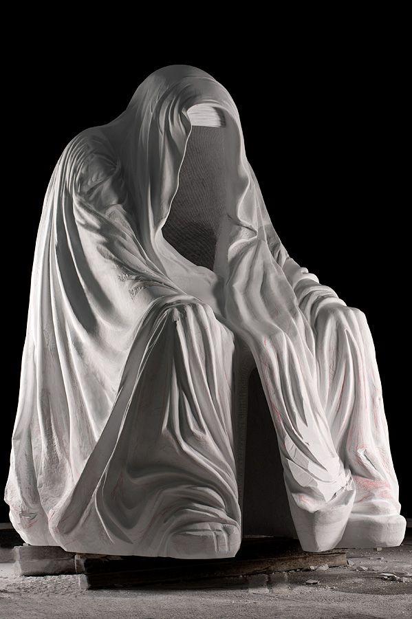 Anna Chromy Cloak Of Conscience - Carrara marble - Wikipedia, the free encyclopedia
