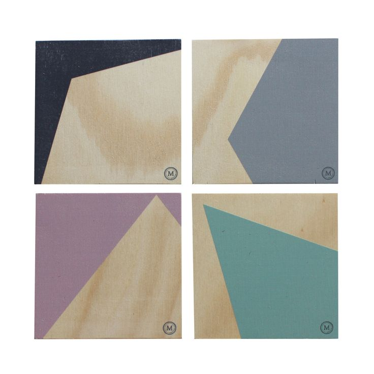 CLIFF EDGE - DUSKY SKIES These coasters are a great addition to any coffee table setting! This colour palette is subtle yet striking with soft pastel tones combined with a strong navy blue. See our website for matching placemats also. Dimensions per Coaster: 100mm (w) x 100mm (h) x 9mm (d) $30 Set of 4 / $50 Set of 8
