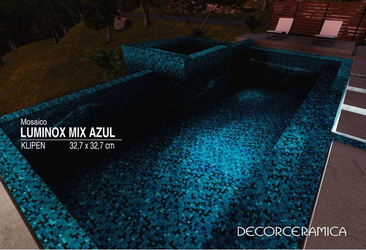 La serie de mosaicos Luminox marca la llegada de un innovador concepto capaz de emitir un brillo delicado y permanente durante la noche. ¿Te preguntas cómo funciona?…  Conócelos...