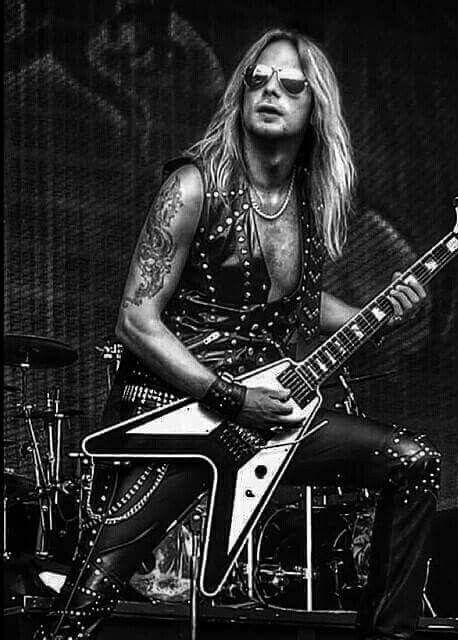 Richie Faulkner  judas Priest                                                                                                                                                                                 More