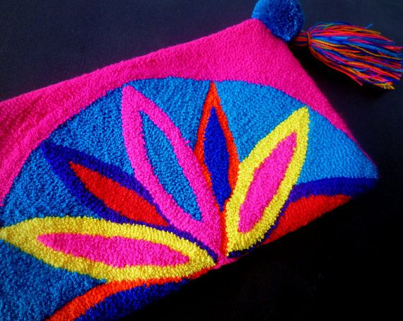 Style Envelope Authentic Fabric Original Wayuu/Estilo