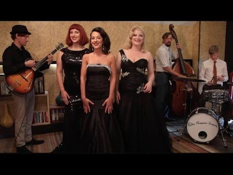 Girls Just Wanna Have Fun - Vintage Swing Vocal Harmony Retro Jazz 1940s The Puppini Sisters - YouTube