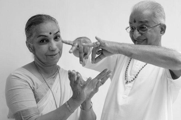 The Dhananjayan Bharata Natyam Performers, Classical South Indian Dance, Chennai, Tamil Nadu India
