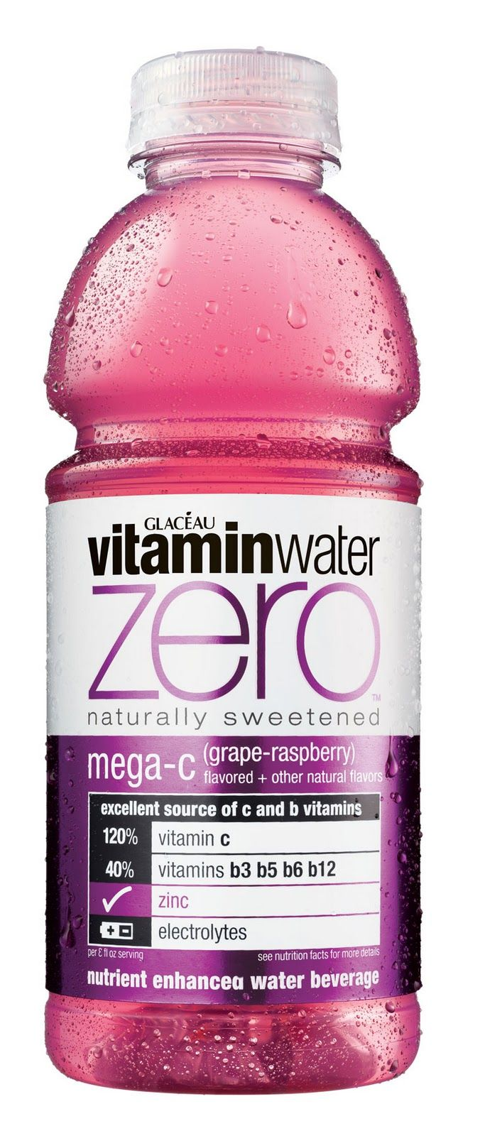 Glaceau Vitamin Water Zero | Get your Vitamins for the Holidays with Vitaminwater Zero