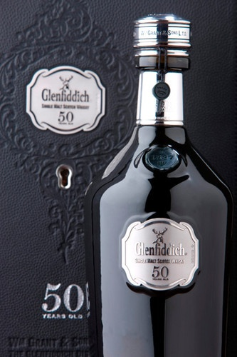 Glenfiddich 50 - Would love to try this one!
