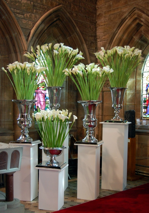 Wedding Reception Centerpieces With Lilies Best Images About Hotel Flower Arrangements On