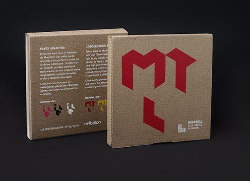 Aimants MTL créés par la designer montréalaise Iris Sautier en collaboration avec Claudia Croteau de m3béton / MTL Magnets created by Montreal designer Iris Sautier in collaboration with Claudia Croteau from m3béton. http://c2m.tl/1qZYH0q   #C2MTL #Montreal #craft #design