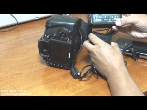 Tekkeon to Camera AC Wall Adapter » CheesyCam