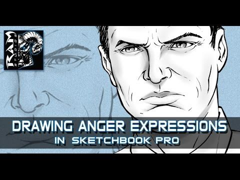 how to draw comic male