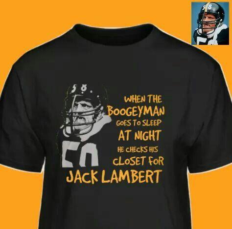 d42f519a177 ... Pittsburgh Steelers Boogyman Jack Lambert T ...