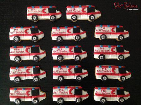112 Acil Paramedik Kurabiyeler