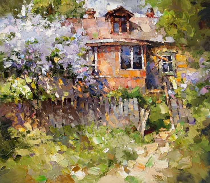 развитие креативности | Курсы живописи: творческая студия Алексея Жукова - Part…