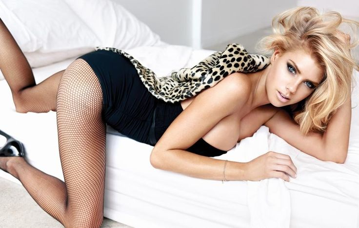 Charlotte McKinney, hottest up and coming model.