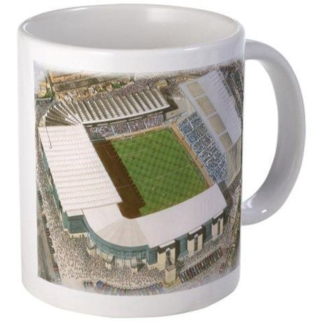 Maine Road Stadia Art - Manchester City FC Mugs on CafePress.com...order online today! sports mugs #sports