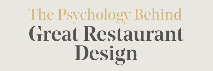 psychology behind restaurant design