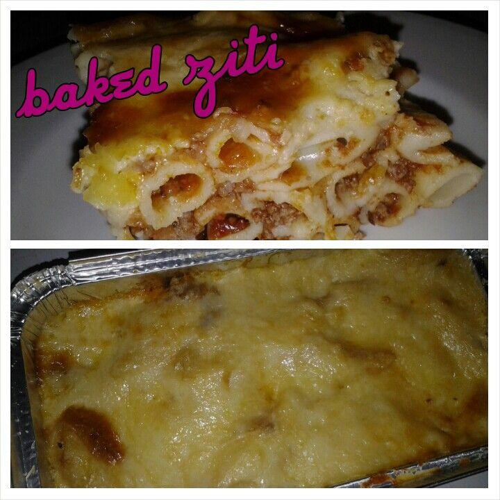 Baked ziti