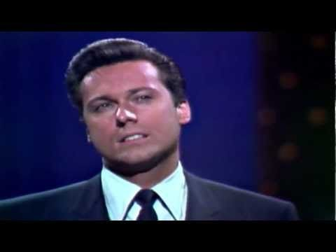 "JACK JONES performs ""THE IMPOSSIBLE DREAM"" ~ HD widescreen VIDEO   1966"