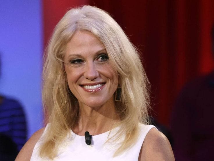 Kellyanne Conway, Trump's new pick for White House counselor, learned everything she knows on a blueberry farm in New Jersey