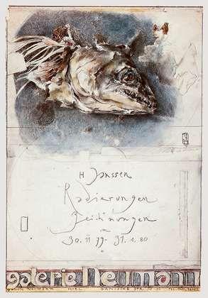 Horst Janssen Galerie Neumann