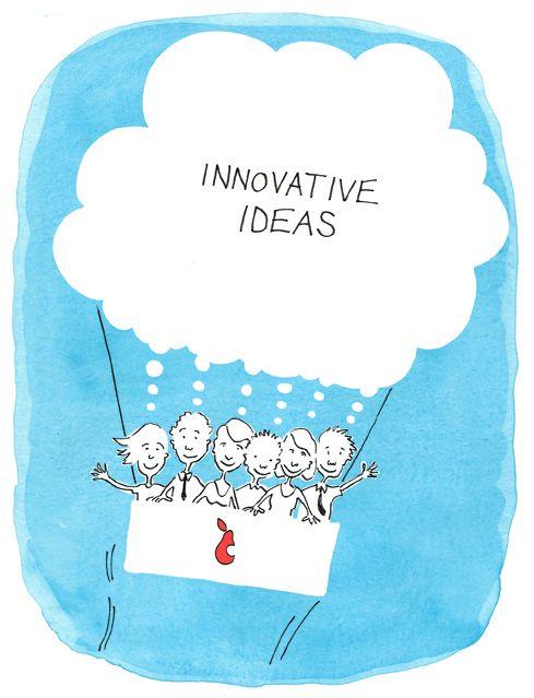 innovative Ideas boost business