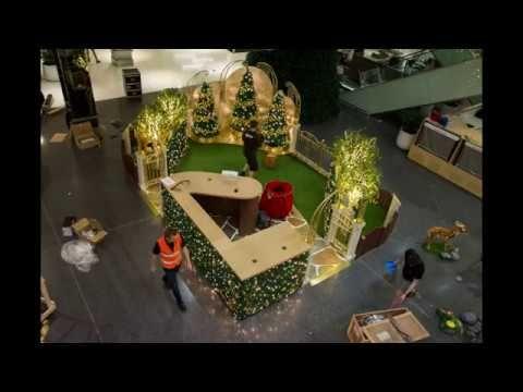 Westfield Southland Magic Garden Installation V3 1