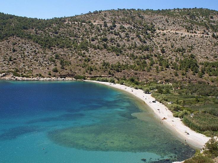 Chios Elinda Beach Greece