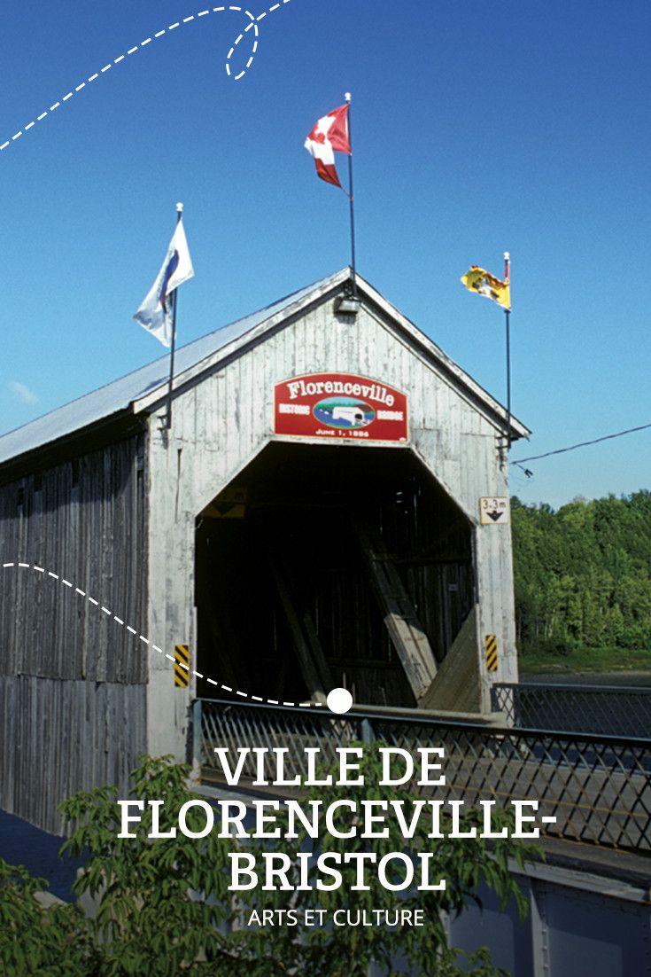 Une balade dans la vallée   Arrêt no 3 - VILLE DE FLORENCEVILLE-BRISTOL : Nichée dans la campagne paisible du Nouveau-Brunswick, la ceinture agricole de la province regorge de patrimoine et d'artisanat.