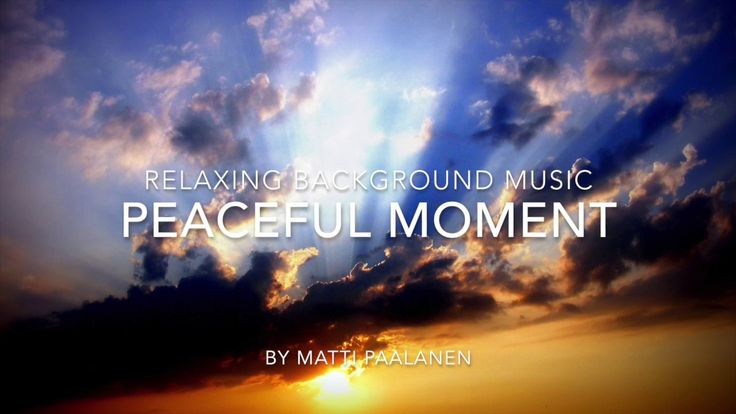 Relaxing Background Music - Peaceful Moment is beautiful and calming and relaxing instrumental background tune I produced some time ago. Perfect for spa envi...