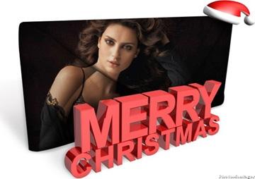 Fotomontaje Navidad 2013 gratis.