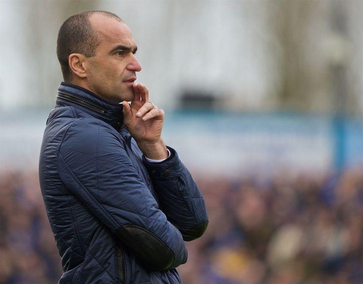 Everton facing defensive crisis as Roberto Martinez plans for Merseyside derby