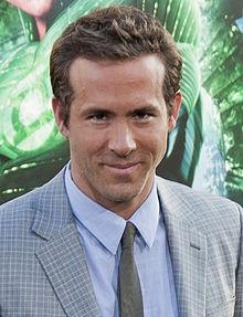 Helen's crush is Ryan Reynolds