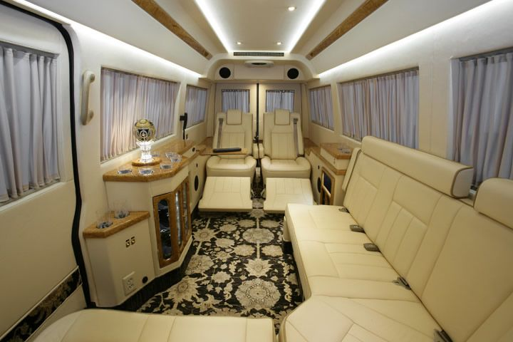 62 best images about sprinter project on pinterest for Luxury mercedes benz sprinter