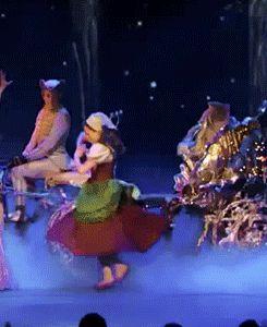 Cinderella transformation gif - HOW?!?!?!?!?!