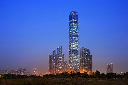 International Commerce Centre / KPF | ArchDaily