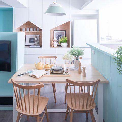 More photos >> http://decomyplace.com/newspost.php?id=4706  #interiordesign #interior #home #deco #decomyplace #homedecor #homedesign #室內設計
