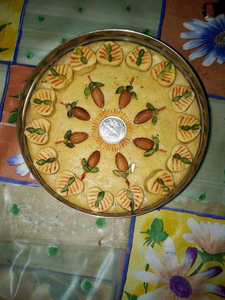 Teej Saatu Thali Decoration Ideas Sweet Decoration Plate Decor