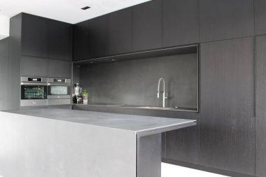 Michael Drescher's kitchen with Pro Series