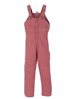 it is incredibly hard to find ladies pink insulated on insulated overalls id=24383