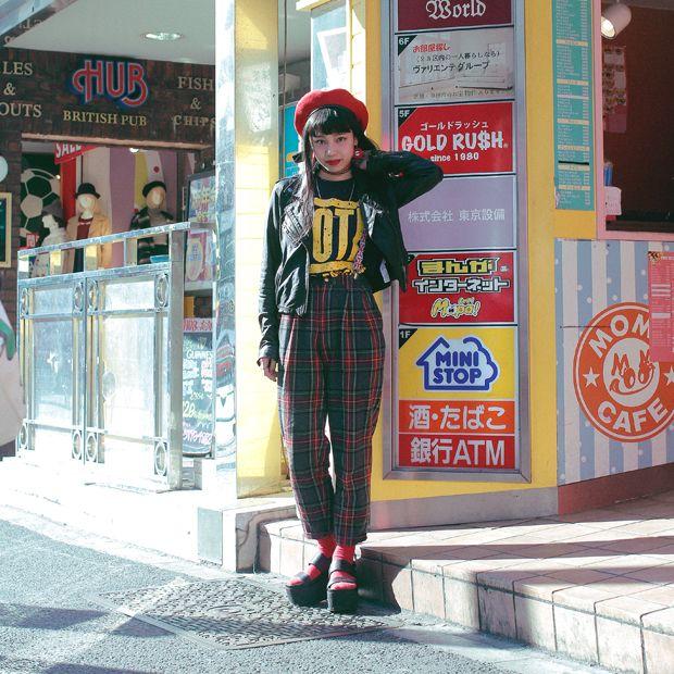 ドロップスナップ!鶴田ひろみ (つるた・ひろみ), 学生 / ショップスタッフ (NADIA) | droptokyo