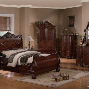 Black Bedroom Set With Armoire #BedroomSetwithArmoire #BedroomFurnitureArmoire