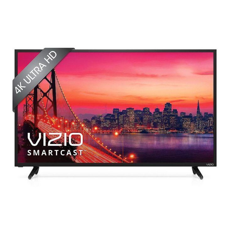 NEW VIZIO SmartCast 48 inch Class 4K Ultra HD LED Smart TV Home Theater Display