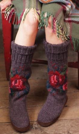 winter slippers