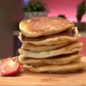¡Los mejores pancakes para tu desayuno!